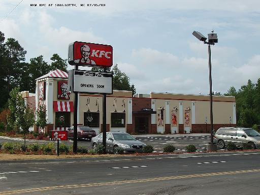 KFC - Wilmington, NC - OpenMenu